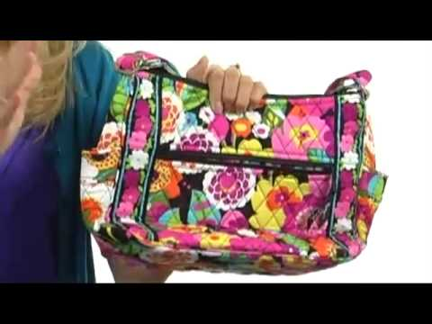 622993f57a Vera Bradley On the Go SKU  8139524 - YouTube