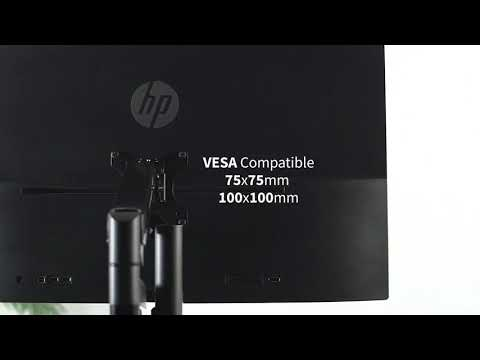 Mount Hp32q Vesa Adapter For Compatible Hp 32 Monitors By Vivo Youtube
