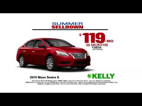 summer sell down kelly nissan route 33 - youtube