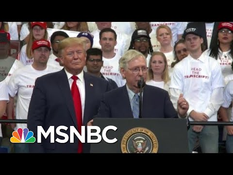 Mitch McConnell: 'We're Changing The Federal Courts Forever' | All In | MSNBC