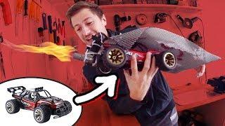 Ich baue ein Battle Car!