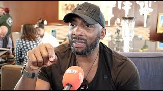 JOHNNY NELSON TALKS JOSHUA'S FUTURE (WILDER/FURY/USYK) & REVEALS SKY WERE BARRED FROM CHANGING ROOM