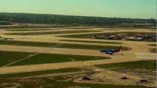 Landing in Wichita Kansas ( ICT )