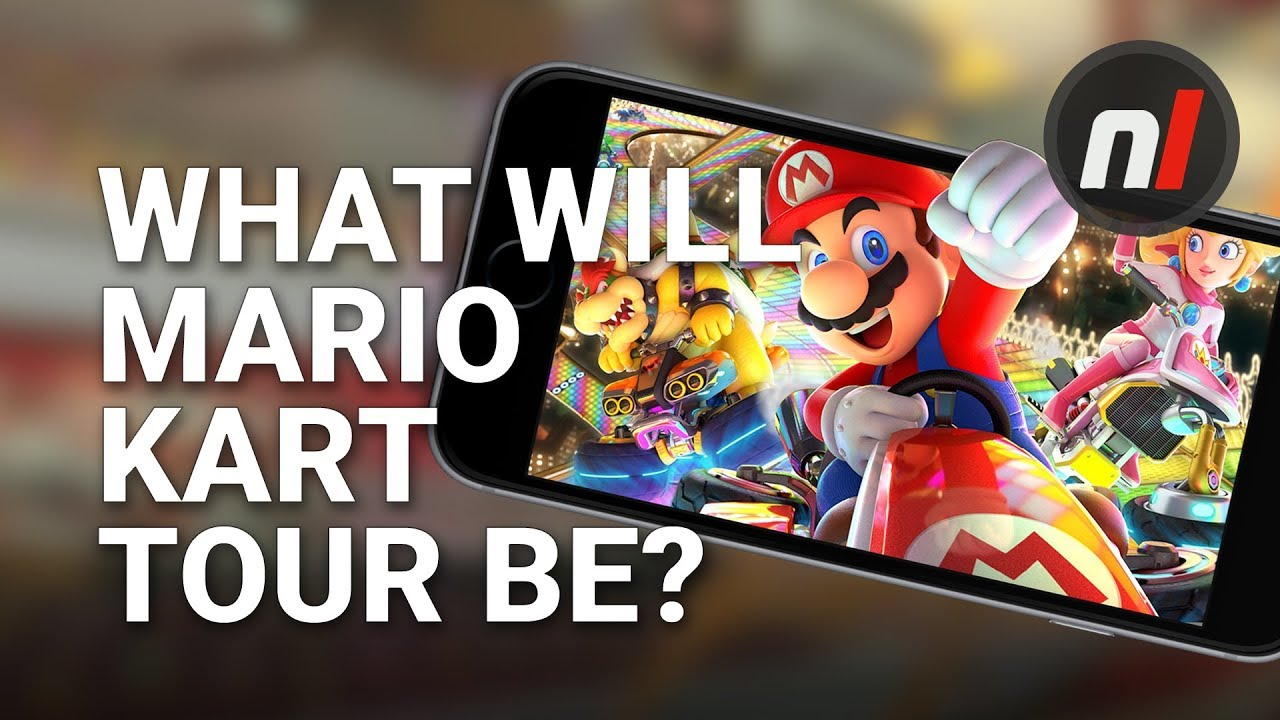 What Will Mario Kart Tour Actually Be? | Mario Kart Tour for iOS and Android