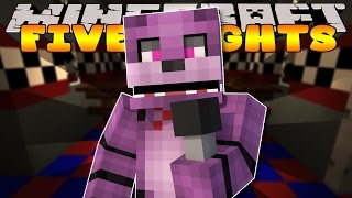 Minecraft - FIVE NIGHTS AT FREDDYS - THE SECURITY GUARD #3 (Custom Roleplay)
