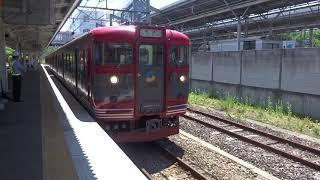 しなの鉄道115系 軽井沢駅発車
