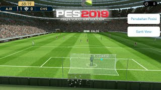 PES 2019 MOBILE ANDROID GAMPLAY #2
