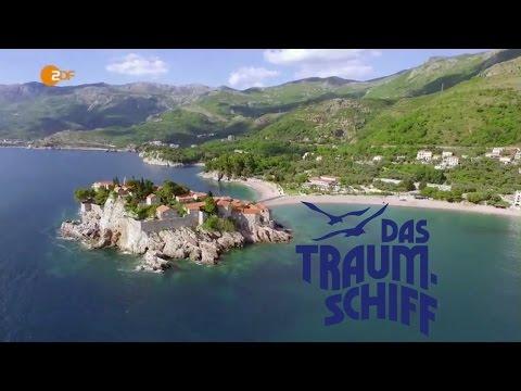 Das Traumschiff: Kreuzfahrt ins Glück - Hochzeitsreise nach Montenegro