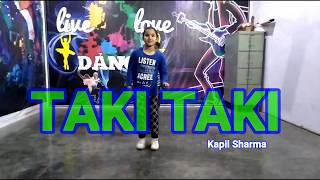 Taki Taki Dance Choreography | DJ Snake Selena Gomez Easy Dance steps | hip hop #Beatsdanceinstitute