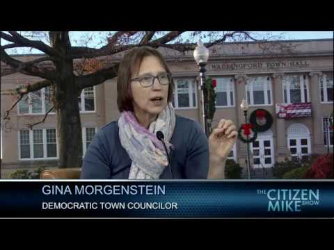 Citizen Mike:  Gina Morgenstein Comes By