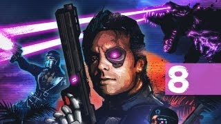 Far Cry 3: Blood Dragon - Walkthrough - Part 8 - Scrambled Eggs