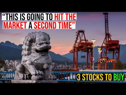 CHINA SHUTS DOWN 3RD LARGEST PORT! - My Watchlist - 3 STOCKS TO BUY NOW