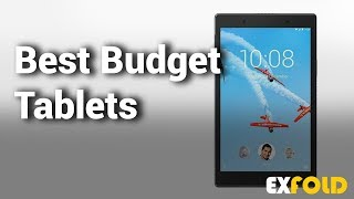8 Best Budget Tablets 2018 With Price