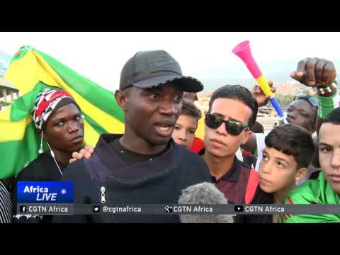 Togo fans optimistic about youthful side despite loss to Algeria