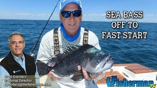 June 28, 2018 Long Island Metro Fishing Report with Fred Golofaro