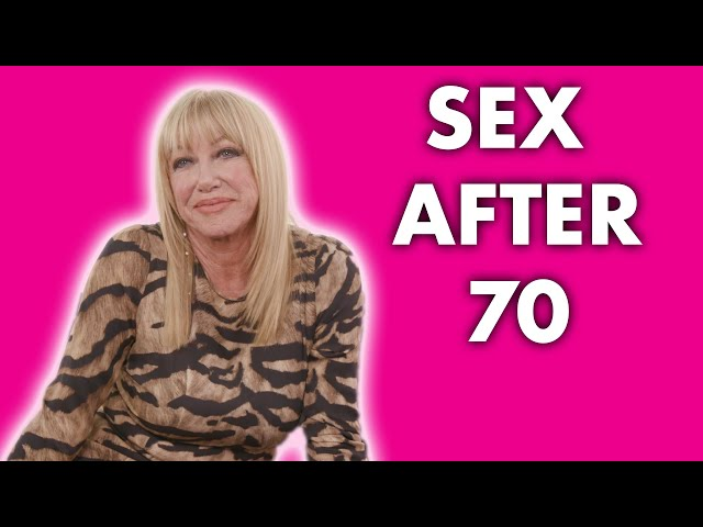How Suzanne Somers is staying sexy in her 70s   Page Six Celebrity News