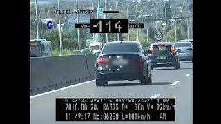 Totalcar Közélet: Kipróbáltuk a magyar rendőrség lesből használt traffipaxát