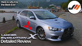 Why the Lancer Evolution X is the best Evo | In-Depth Review, Technical Details, Drive | JDM Masters