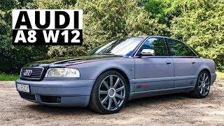 Audi A8 W12 LPG - ta gorsza