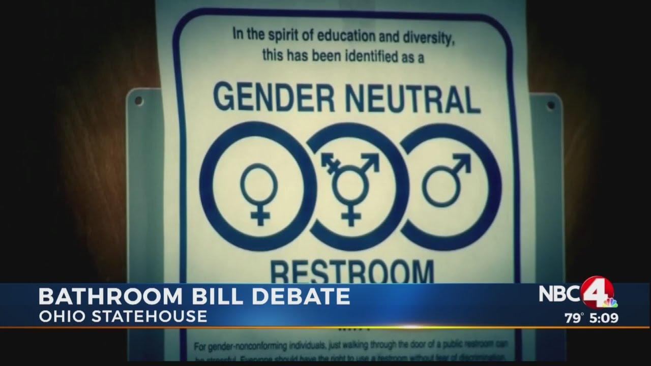 Ohio transgender bathroom bill - YouTube