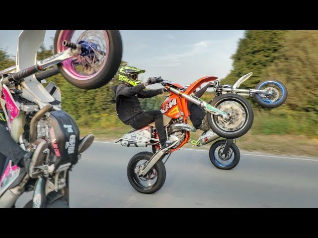 Best of Supermoto 2017 | David Bost