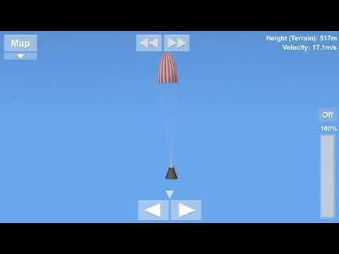 Pad Abort Test   Space Flight Simulator #9