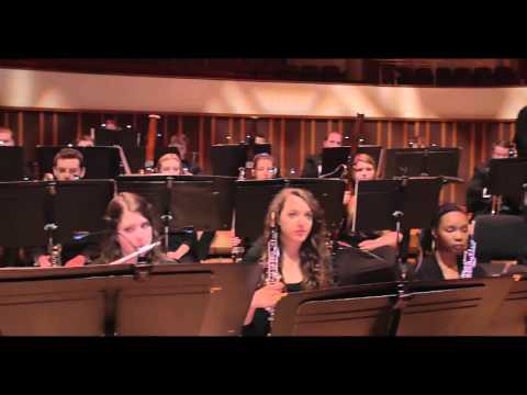 """Emory Symphony Orchestra plays """"The Imperial March"""""""