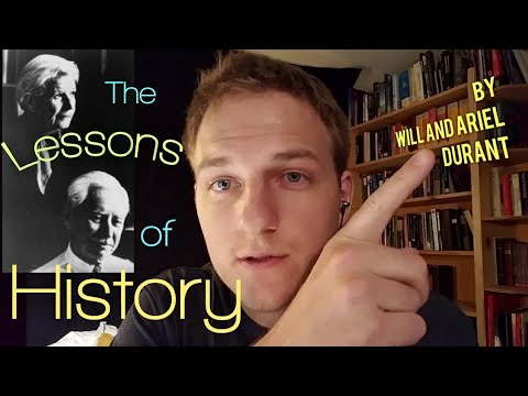 ASMR Ep 120: Cycle of Civilizations | Government in Ancient History (Will & Ariel Durant)