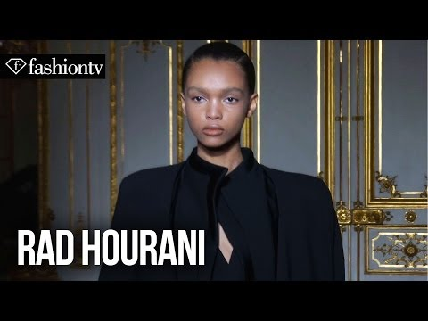 Rad Hourani Spring/Summer 2014 | Paris Haute Couture Fashion Week | FashionTV