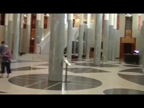 New Parliament House - Canberra Part 1