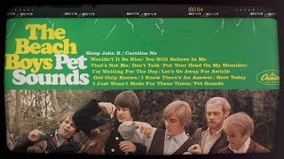 Pet Sounds: An Annotated look at the Classic Beach Boys Album | Liner Notes | Pitchfork