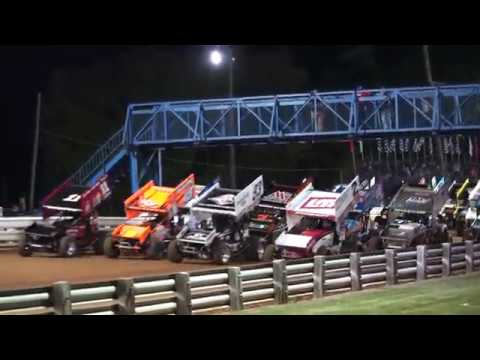 Williams Grove Speedway 2017 Morgan Cup (World of Outlaws)