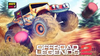 Offroad Legends 2 | TeleAndroid 2015