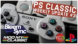 PS Classic Weekly Update #3 - Bleemsync 1.0 Countdown Timer!