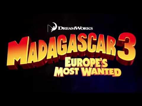 Madagascar 3 [Soundtrack] - 04 - Game On [HD]