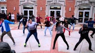 Northwest Missouri State University Flash Mob 2015 (ISA)