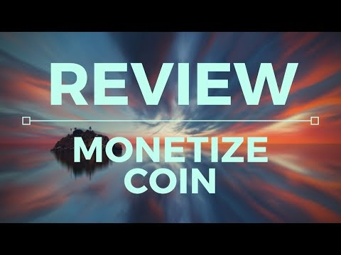 Monetize Coin Scam Review - WARNING!! WATCH THIS!