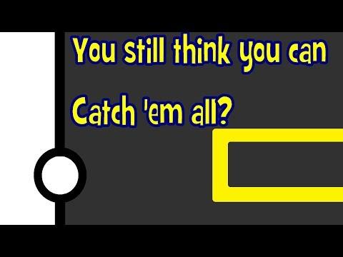 Pokemon - 'Advanced' Catching 'Em All (Generation III)