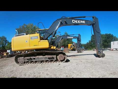 Going To A Heavy Equipment Auction [Auction Review]