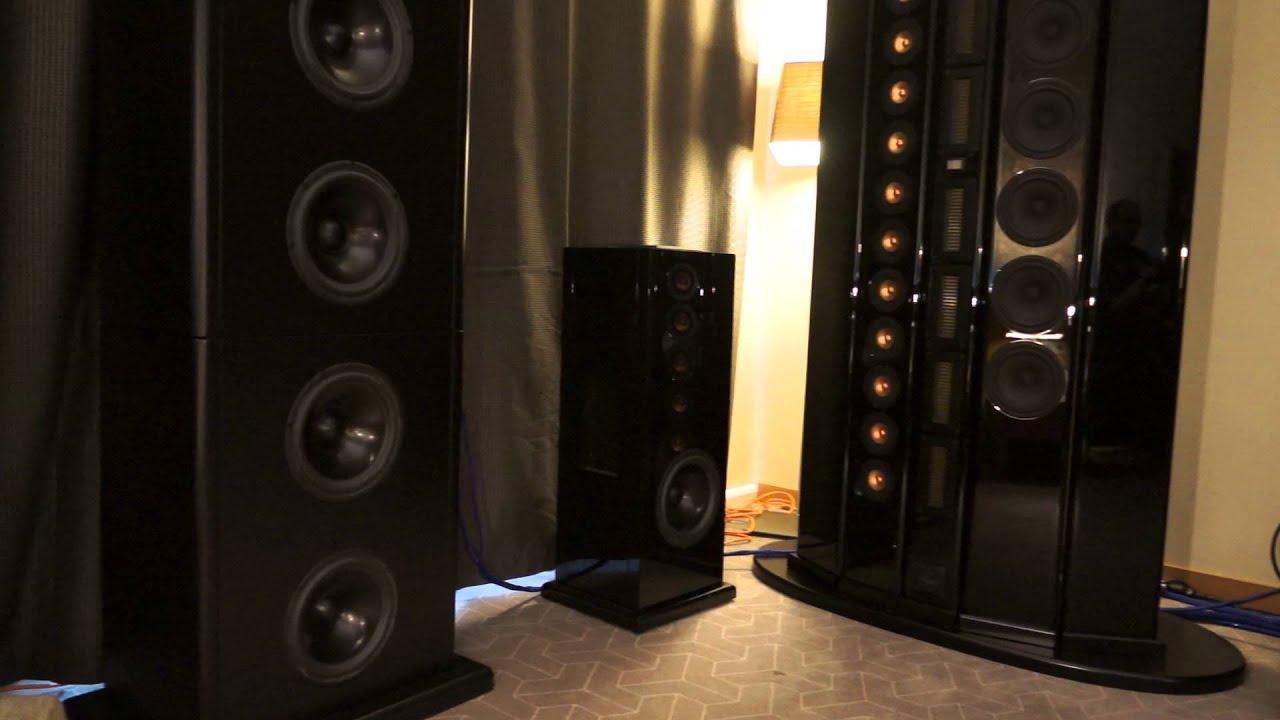 Blue Moon Audio Technology Ls3 2 Youtube