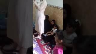 رقص منزلي عراقي#14
