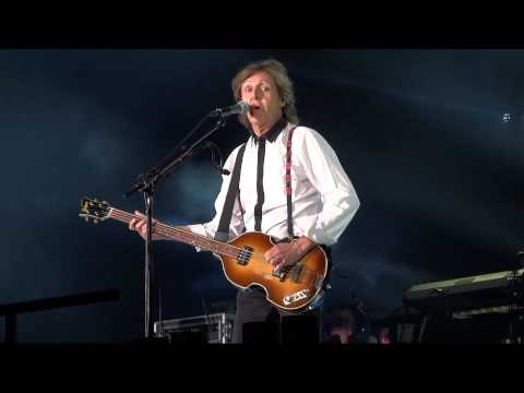 """I Saw Her Standing There"" (Live) - Paul McCartney - San Francisco - August 14, 2014"