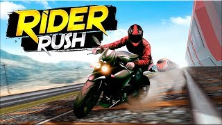 Subway Rider - Train Rush - Gameplay Android game - racing ride game