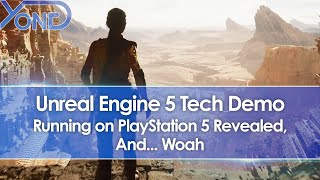 Reacting To Unreal Engine 5 Tech Demo Running On PS5