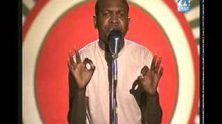 Zambian Stand up =))