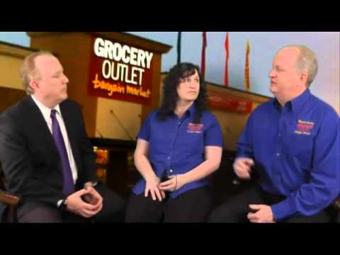 Ken Crotts and Company Local Business Spotlight - Grocery Outlet Bargain Market