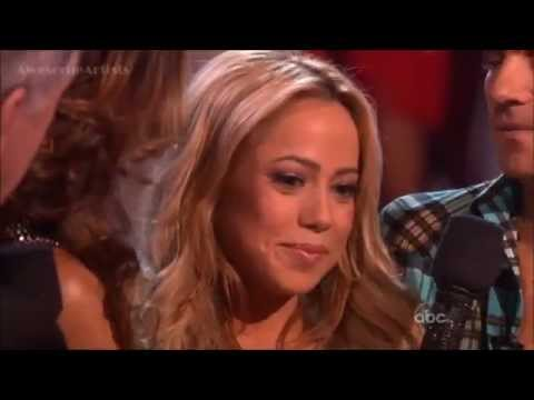 Final Result & Elimination  DWTS 15 Week 6 Country