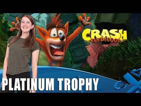 PlatiMonday - Crash Bandicoot