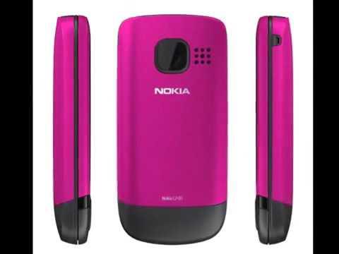 Nokia C2 05 Preview Photos