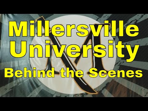 RMM0037 - A Millersville University Guided Tour - Millersville PA